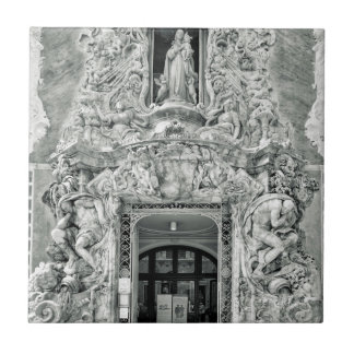 MuseumGonzalez Marti in Valencia Tile