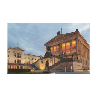 Museum Island in Berlin Canvas Print