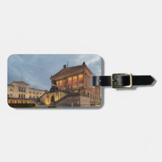 Museum Island in Berlin Luggage Tag