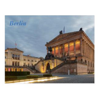 Museum Island in Berlin Postcard