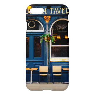 Museum Tavern, London Bar, Blue Pub iPhone 8/7 Case