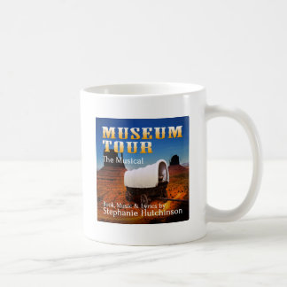 Museum Tour the Musical Coffee Mug