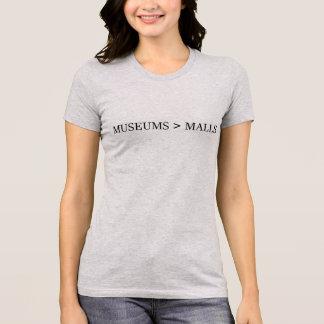 Museums > Malls T-Shirt