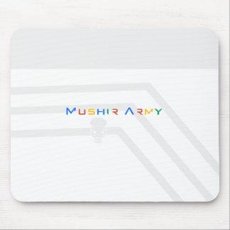 Mushir Army Computer Mouse Pad