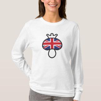 Mushroom British flag T-Shirt