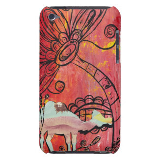 Mushroom Camel iPod Case-Mate Cases