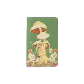 Mushroom Fairy MOLESKINE® notebook cover