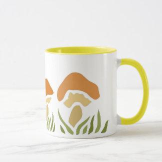 Mushroom Family Mug