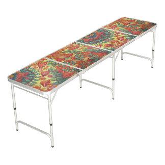 mushroom folding table