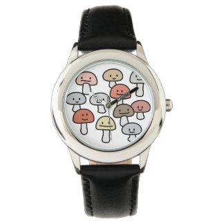 Mushroom friends hanging out Mushrooms Toadstool Watch