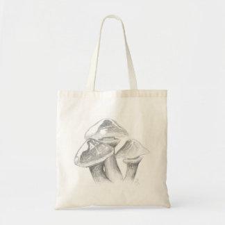 Mushroom Goldröhrling design Tote Bag