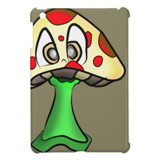 Mushroom Head Design iPad Mini Cover
