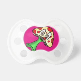Mushroom Head Design Pacifier