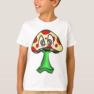 Mushroom Head Design T-Shirt