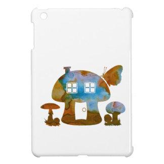 Mushroom House Case For The iPad Mini