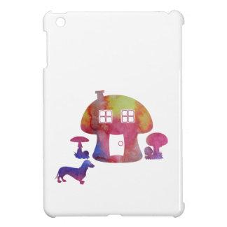 Mushroom House Cover For The iPad Mini
