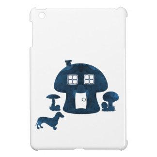 Mushroom House iPad Mini Case