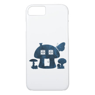 Mushroom House iPhone 8/7 Case
