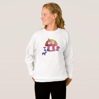 Mushroom House Sweatshirt