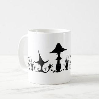 Mushroom monsters mug