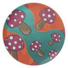 Mushroom Plates