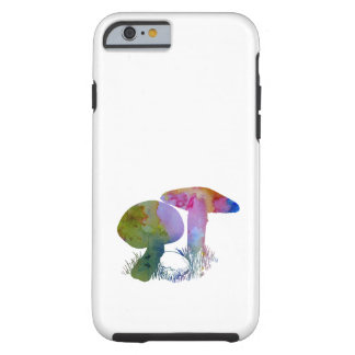 Mushroom Tough iPhone 6 Case