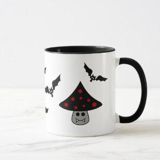 Mushroom Vampire Mug