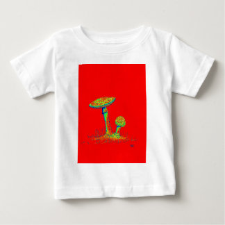 Mushrooms and Toadstools art. Baby T-Shirt