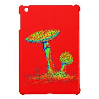 Mushrooms and Toadstools art. iPad Mini Cover