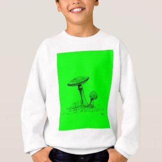 Mushrooms and Toadstools art. Sweatshirt
