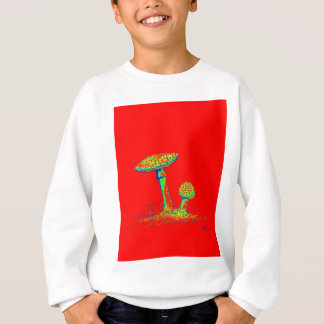 Mushrooms and Toadstools art. Sweatshirt