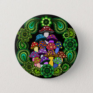 Mushrooms Button