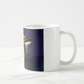 Mushrooms by J. Matthew Root Coffee Mug