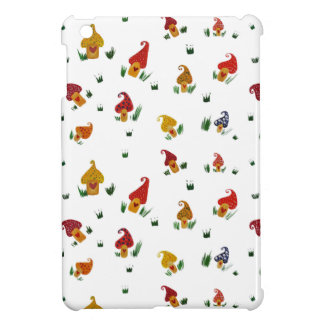 Mushrooms Case Savvy Glossy iPad Mini Case