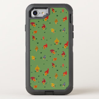 Mushrooms  Custom OtterBox Apple iPhone 7Case