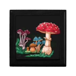 Mushrooms Gift Box