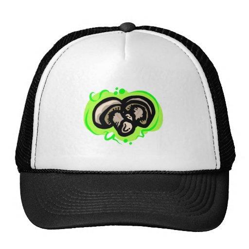 Mushrooms Hat