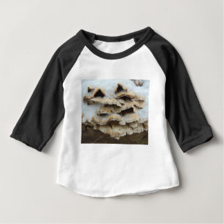 Mushrooms In Winter Baby T-Shirt