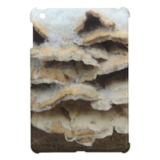 Mushrooms In Winter iPad Mini Case