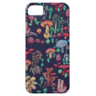 Mushrooms iPhone 5 Case