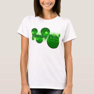 Mushy Peas In Green T-Shirt