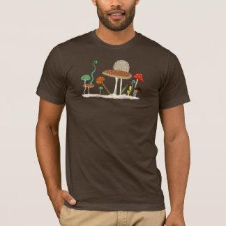 Mushy wild 60's tinny mushies dangerous mushroom T-Shirt