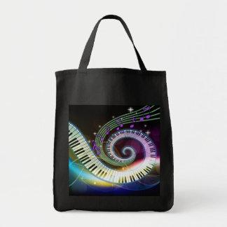 Music 1 tote bag