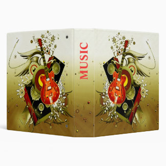 music 3 ring binder