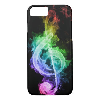 Music abstract note iPhone 8/7 case