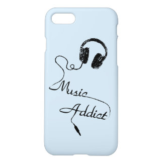 Music Addict Cute Cool Smartphone Case