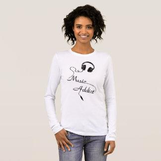 Music Addict- Limited Edition Women's Shirt