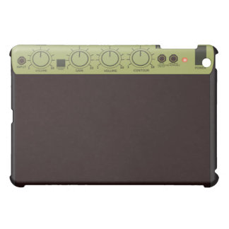 music amplifier  iPad mini cover