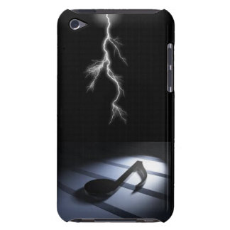 Music and Lightening iPod Touch Case-Mate Case