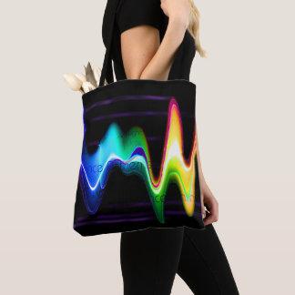 Music Anthems Tote Bag